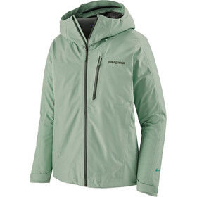 Patagonia Calcite Jacket Women gypsum green